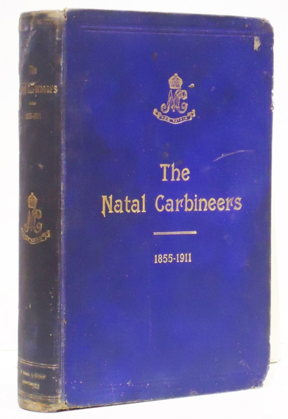 THE NATAL CARBINEERS