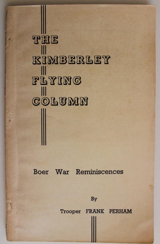 THE KIMBERLEY FLYING COLUMN