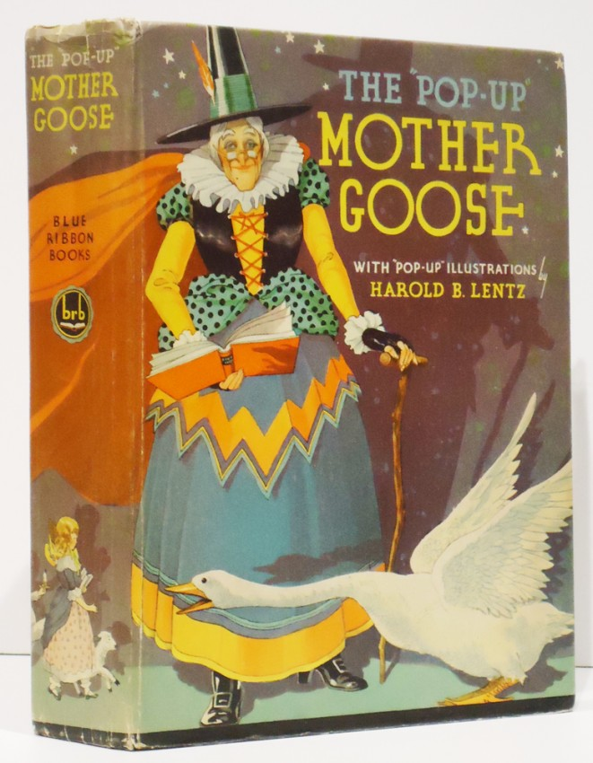 THE POP-UP MOTHER GOOSE