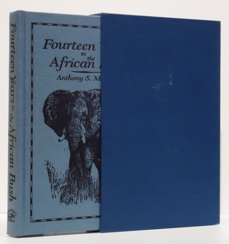FOURTEEN YEARS IN THE AFRICAN BUSH (Limited edition signed by the author)