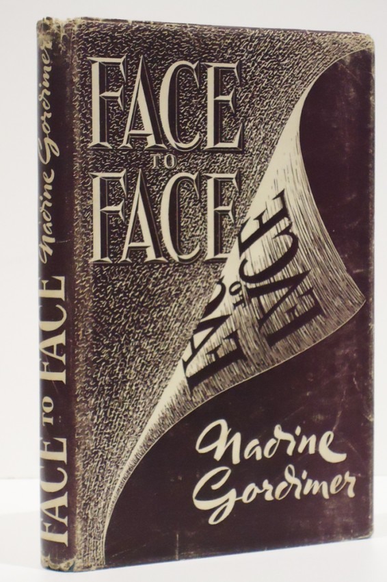 FACE TO FACE (Signed by the author)