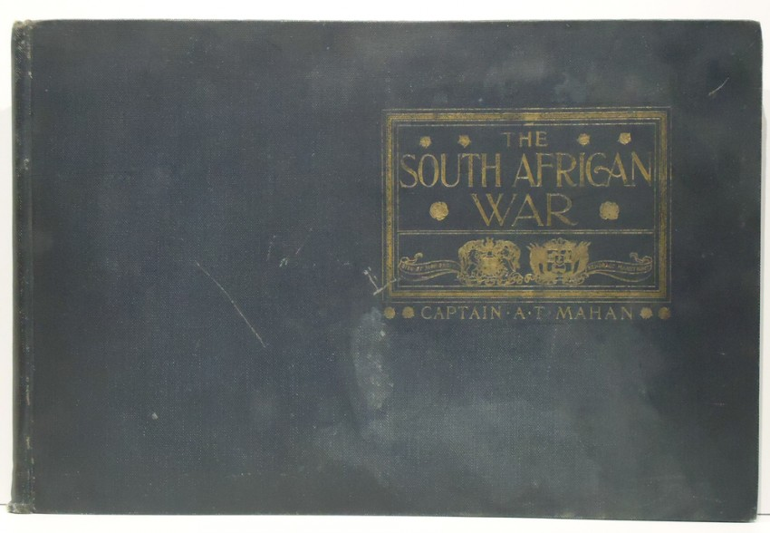 THE WAR IN SOUTH AFRICA 1899-1900