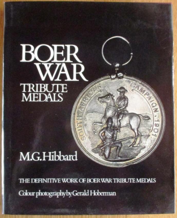 Boer War Tribute Medals
