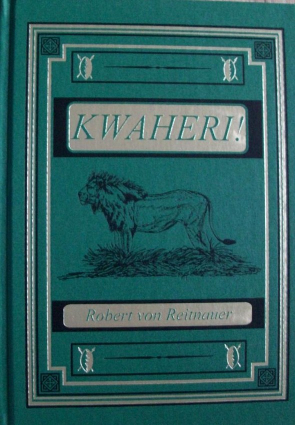 Kwaheri! (Signed and numbered first edition. 109/1000 copies)