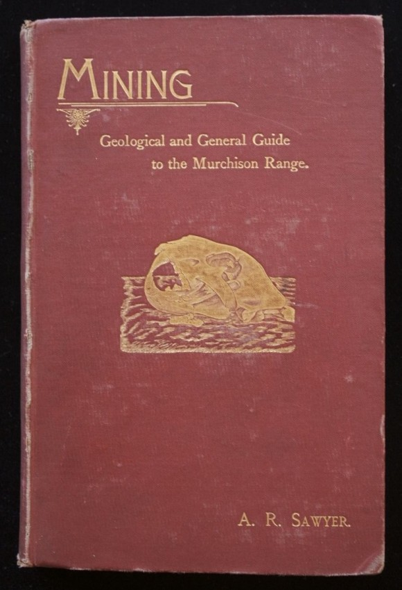 Mining. Geological and general guide to the Murchison Range (Zoutpansberg District)