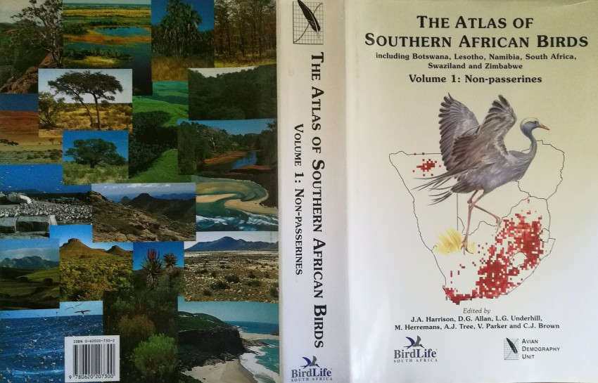 Atlas of Southern African Bird Life (2 vols)