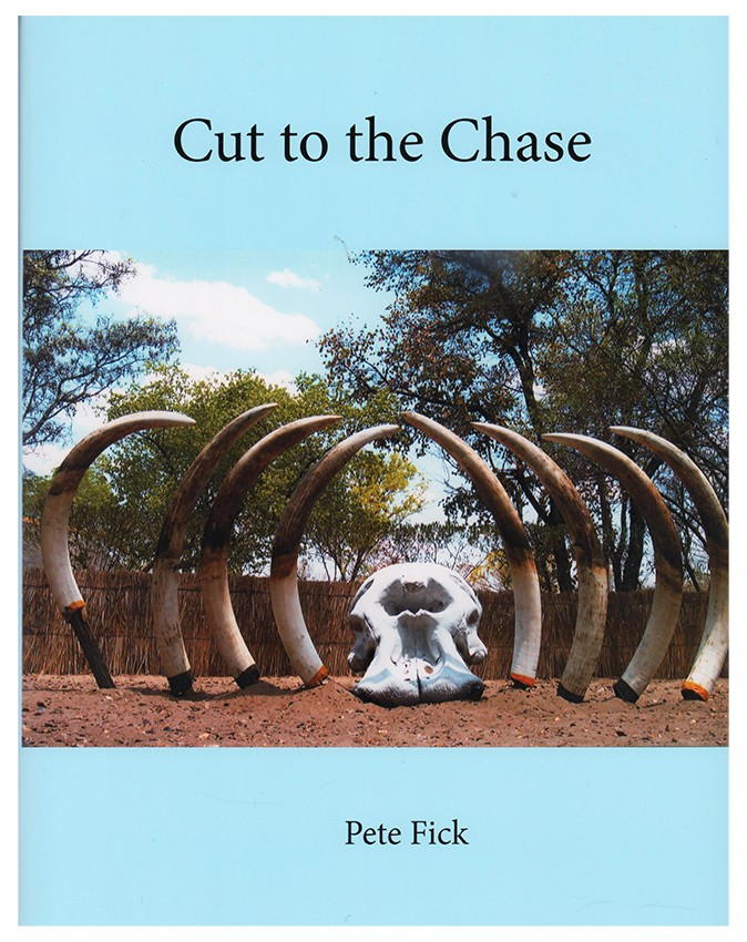CUT TO THE CHASE (Limited edition signed by the author)