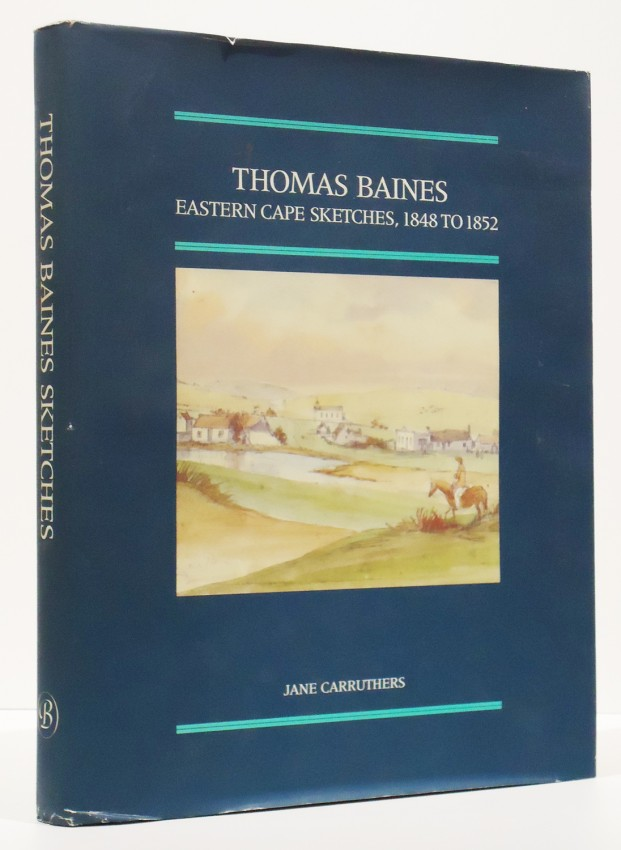 THOMAS BAINES EASTERN CAPE SKETCHES 1848 to 1852