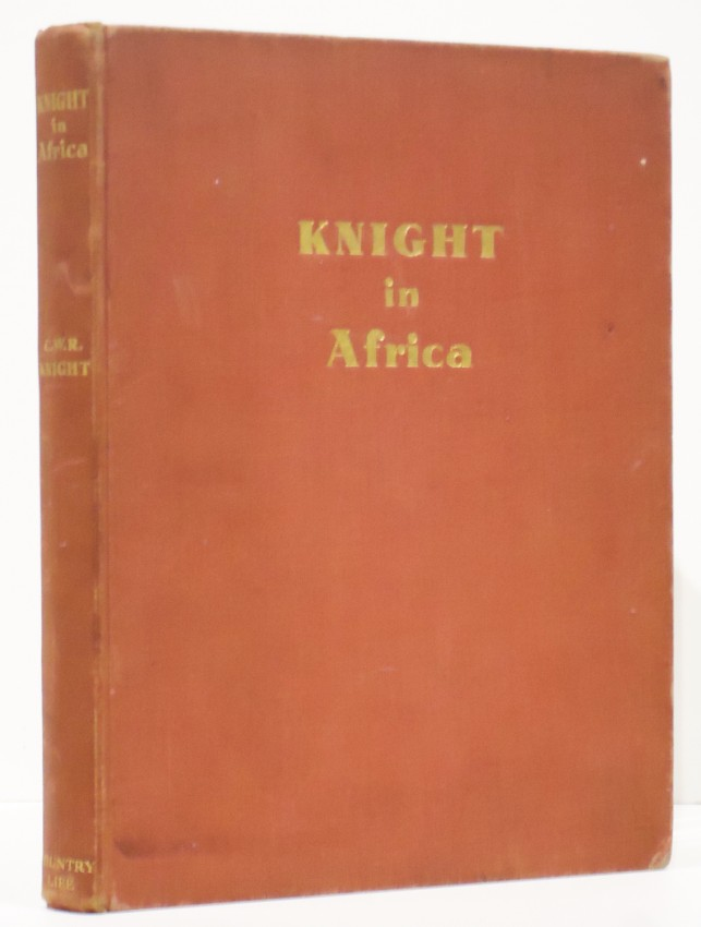 KNIGHT IN AFRICA (Presentation copy)