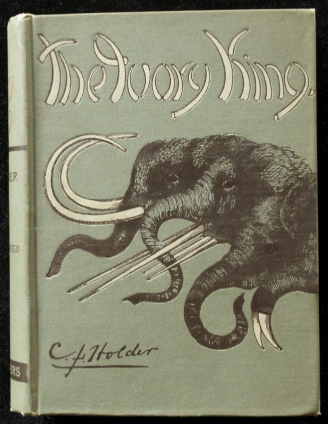 The Ivory King - A Popular History of the Elephant and its Allies