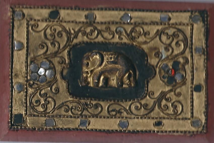 Burmese Parabaik