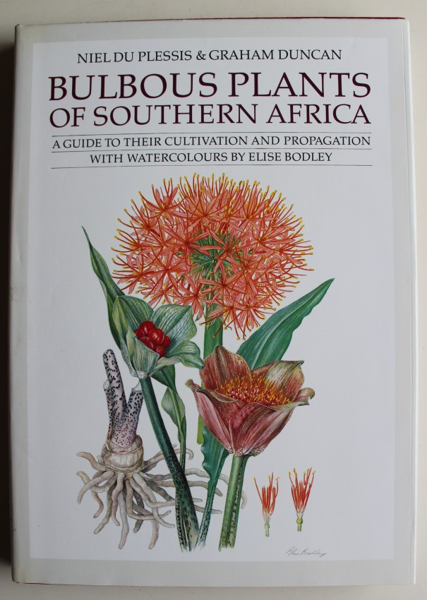 BULBOUS PLANTS OF SOUTHERN AFRICA - SLIPCASE