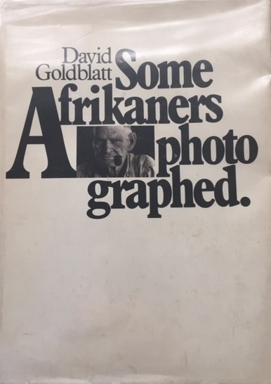 SOME AFRIKANERS PHOTOGRAPHED