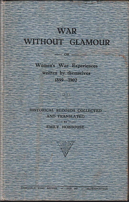WAR WITHOUT GLAMOUR