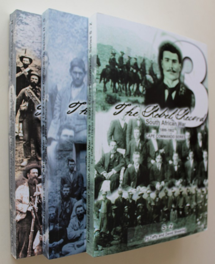 The Rebel Record -  South African War 1899-1902 - Cape Commando Series