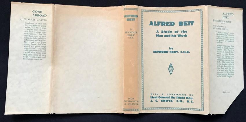 ALFRED BEIT