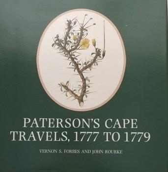 PATERSON'S CAPE TRAVELS, 1777-1779;