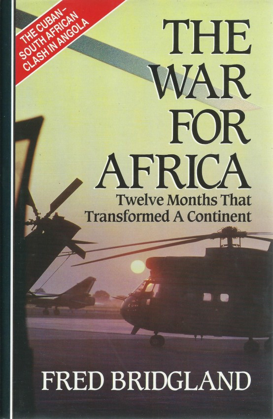 THE WAR FOR AFRICA: