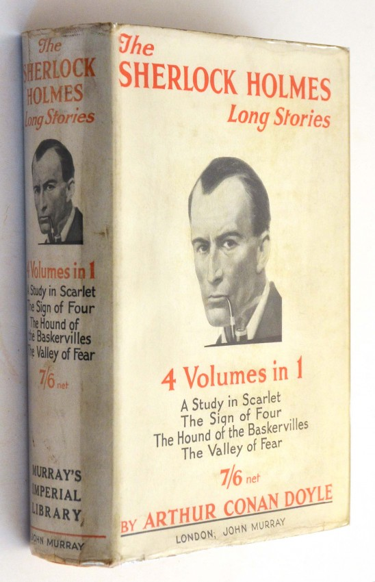 THE SHERLOCK HOLMES LONG STORIES