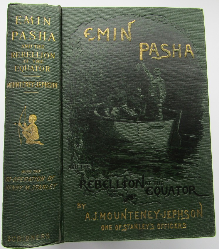 Emin Pasha and the Rebellion at the Equator: