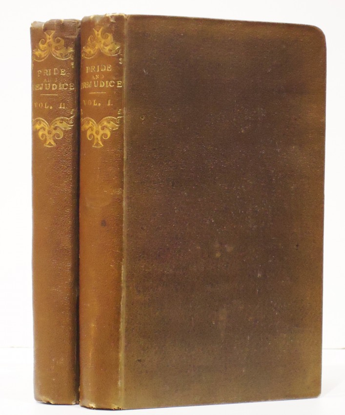 PRIDE AND PREJUDICE: A Novel (Third Edition 1817)