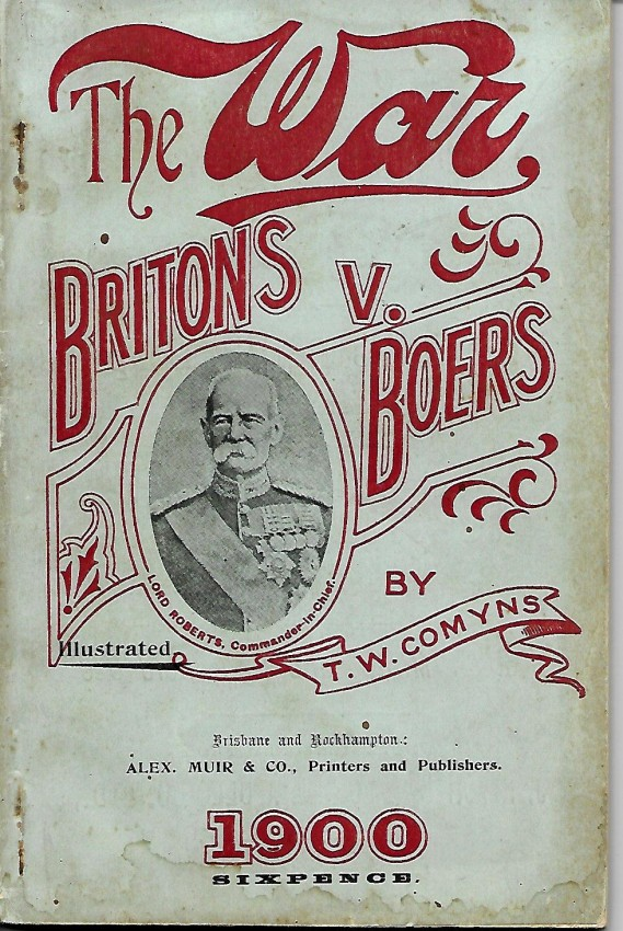 THE WAR:  BRITONS  V. BOERS