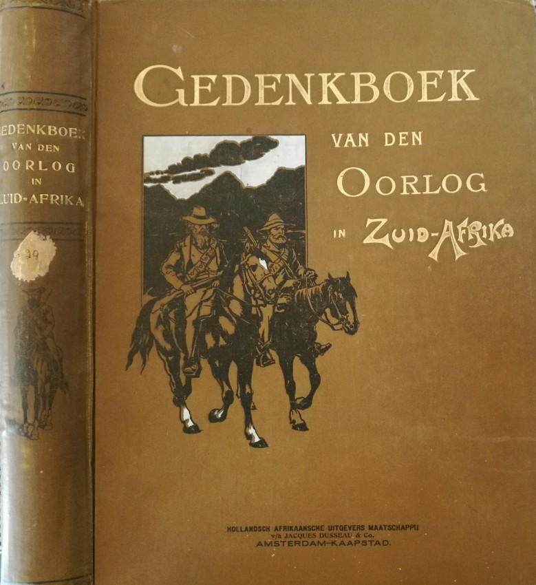 Gedenkboek van den Oorlog in Zuid-Afrika (1904)