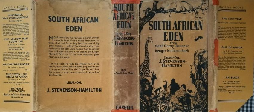 South African Eden. From Sabi Game Reserve to Kruger National Park (1938)