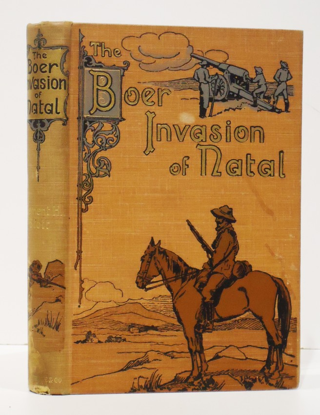 THE BOER INVASION OF NATAL