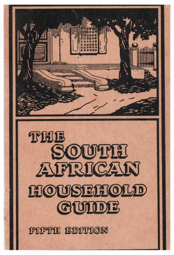 THE SOUTH AFRICAN HOUSEHOLD GUIDE