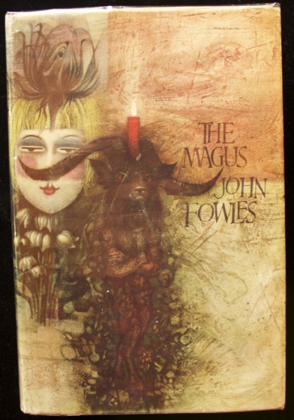 The Magus (first edition 1966)