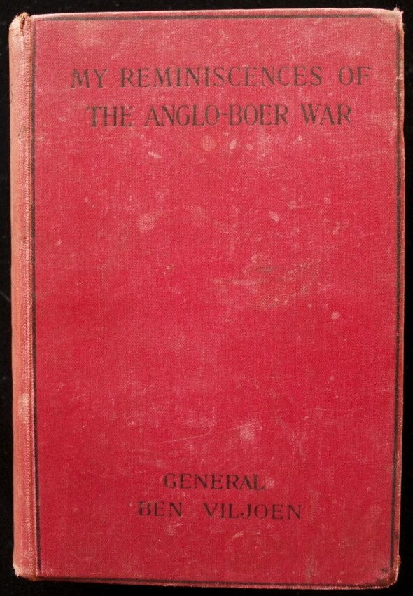 My Reminiscences of the Anglo-Boer War (1902)