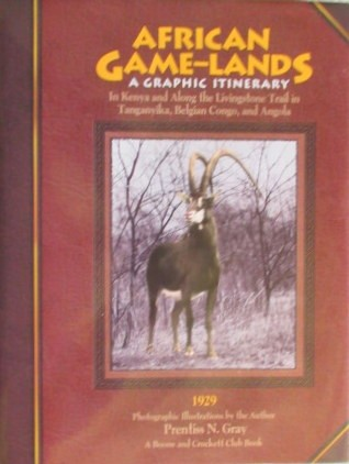 African Game Lands- 1995 edition