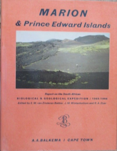 Marion & Prince Edward Islands