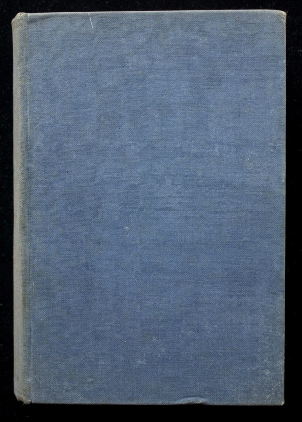 To A God Unknown (first edition 1935 of author's third book)