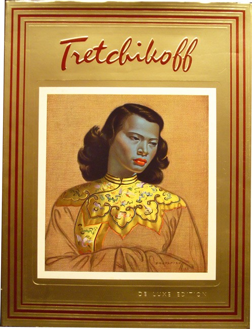 TRETCHIKOFF (De Luxe Edition signed by the artist)