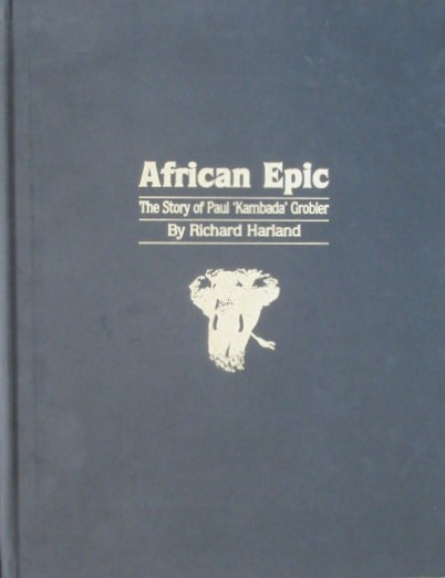 African Epic (Signed and Numbered edition 44 of 200 copies)