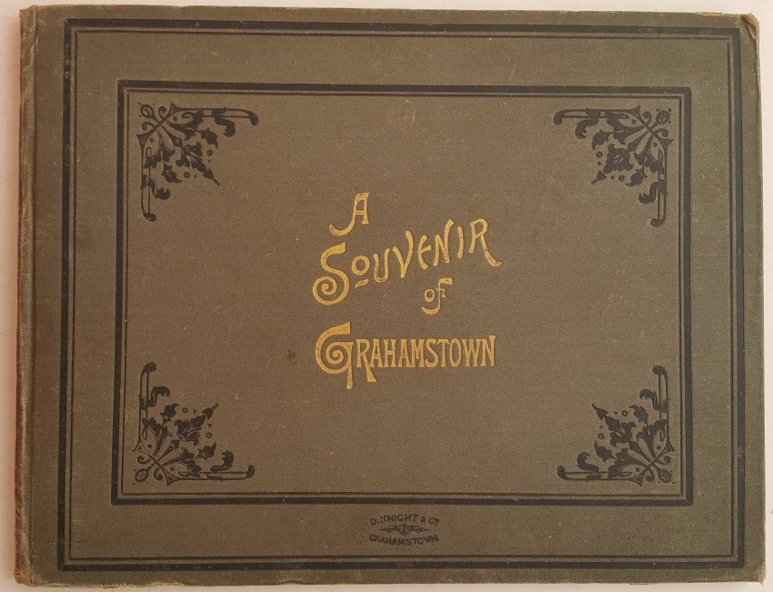 Three Souvenir Photograph Albums of Grahamstown.
