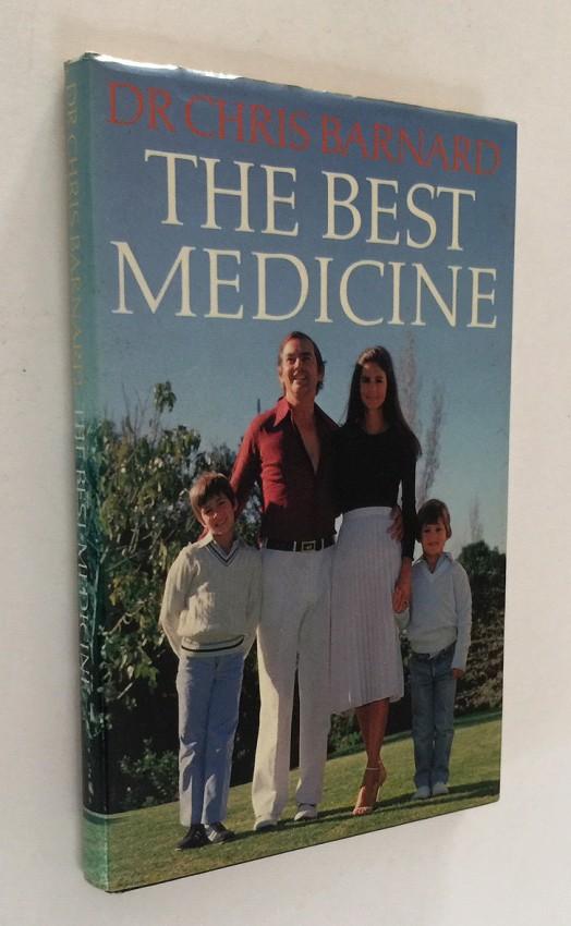 THE BEST MEDICINE - SIGNED BY CHRIS BARNARD