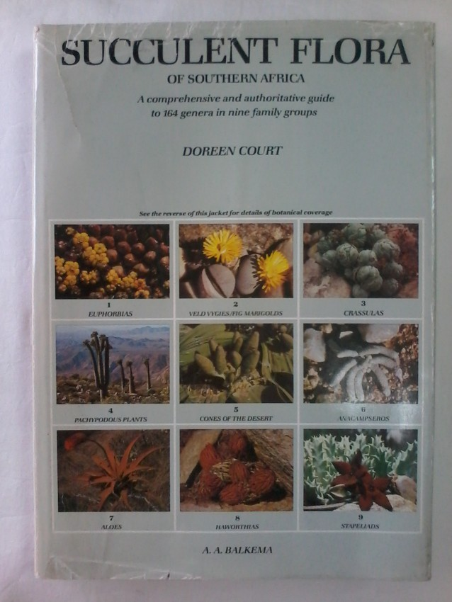 Succulent Flora of Southern Africa