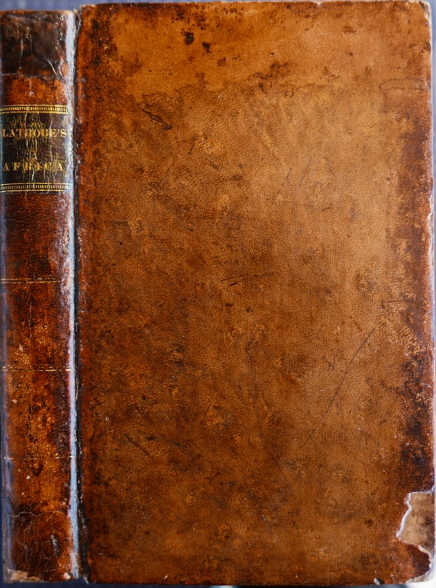 JOURNAL OF A VISIT TO SOUTH AFRICA IN 1815 and 1816 (Bradlow Africana Collectanea)