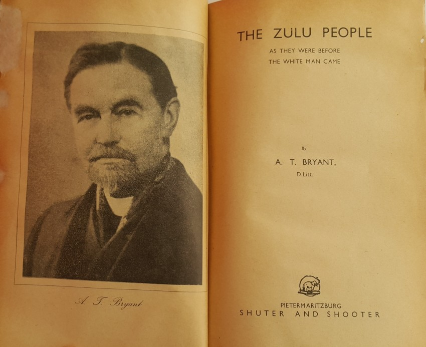 The Zulu People As They Were Before the White Man Came.