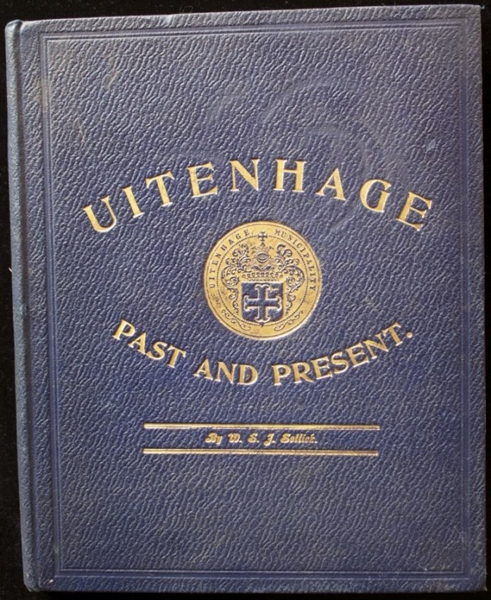 Uitenhage Past and Present : Souvenir of the Centenary 1804 - 1904  (publ. 1904)