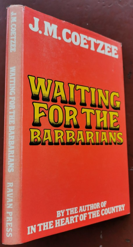 Waiting for the Barbarians (First edition)
