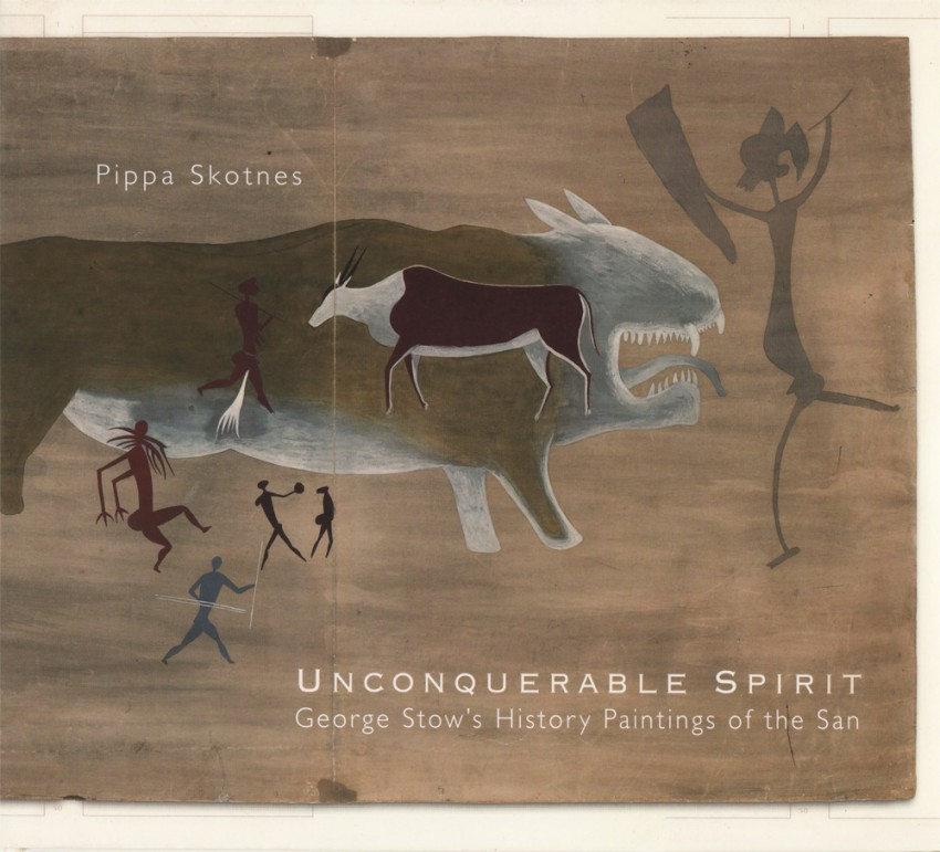 THE UNCONQUERABLE SPIRIT (Signed by the author)