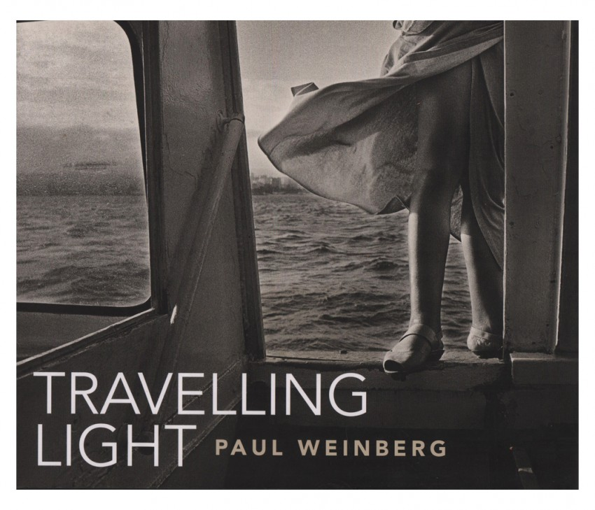 TRAVELLING LIGHT (Signed by the photographer)
