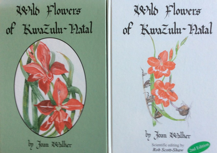 Wild Flowers of KwaZulu-Natal (first and second editions, both inscribed by artist)