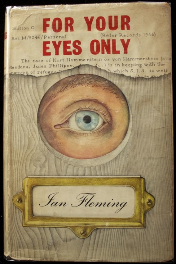 For Your Eyes Only - (First Edition 1960)