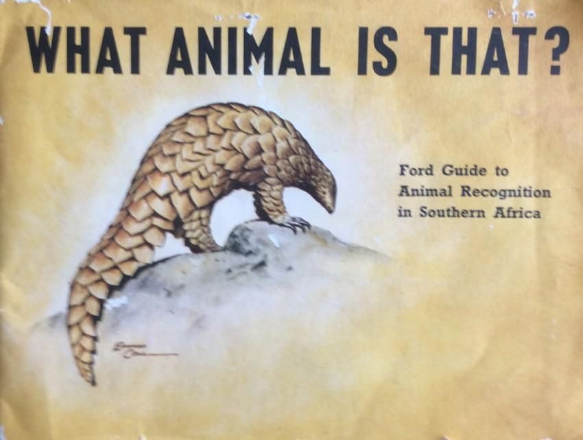 What Animal Is That? Ford Guide to Animal Recognition in Southern Africa