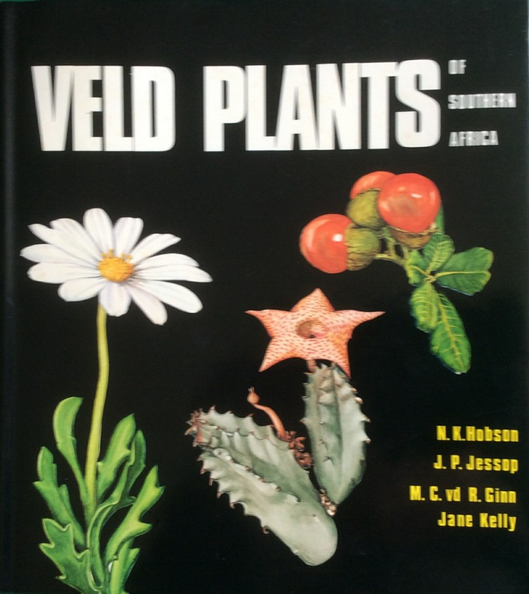 Veld Plants of Southern Africa (1975) (copy 40 of the collectors' edition of 50 copies, signed by the authors and illustrators)